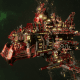 "Ork Cruiser - ""Terror Stompa"" - [Evil Sunz Sub-Faction]"