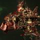 "Ork Cruiser - ""Killa Stompa"" - [Evil Sunz Sub-Faction]"