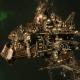 "Ork Cruiser - ""Terror Stompa"" - [Ork Pirates Sub-Faction]"
