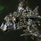 "Ork Cruiser - ""Terror Stompa"" - [Death Skullz Sub-Faction]"