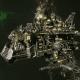 """Ork Cruiser - """"Terror Stompa"""" - [Goffs Sub-Faction]"""