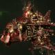 "Ork Cruiser - ""Terror"" - [Evil Sunz Sub-Faction]"