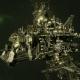 """Ork Cruiser - """"Terror"""" - [Blood Axes Sub-Faction]"""
