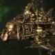 "Ork Battle Cruiser - ""Hammer"" - [Ork Pirates Sub-Faction"