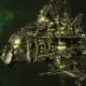 "Ork Battle Cruiser - ""Hammer"" - [Blood Axes Sub-Faction"