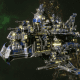 "Ork Battle Cruiser - ""Hammer Smaka"" - [Death Skullz Sub-Faction]"