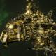 "Ork Battle Cruiser - ""Hammer Stompa"" - [Bad Moons Sub-Faction]"