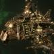 "Ork Battle Cruiser - ""Hammer Stompa"" - [Ork Pirates Sub-Faction]"