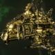"Ork Battle Cruiser - ""Hammer"" - [Bad Moons Sub-Faction"