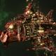 "Ork Battle Cruiser - ""Hammer Stompa"" - [Evil Sunz Sub-Faction]"