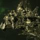 "Ork Battle Cruiser - ""Hammer Smaka"" - [Blood Axes Sub-Faction]"