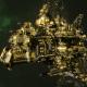 "Ork Battle Cruiser - ""Hammer Smaka"" - [Bad Moons Sub-Faction]"