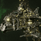 "Ork Battle Cruiser - ""Hammer Stompa"" - [Goffs Sub-Faction]"