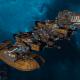 "Tau Merchant Fleet Light Cruiser - ""Il'Fannor Ke'lShan"" - [T'au Sub-Faction]"