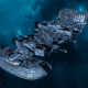 """Tau Merchant Fleet Light Cruiser - """"Il'Fannor Dal'Yth"""" - [Sa'cea Sub-Faction]"""