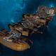 "Tau Merchant Fleet Light Cruiser - ""Il'Fannor Dal'Yth"" - [T'au Sub-Faction]"