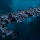 "Tau Merchant Fleet Battleship - ""Gal'Leath Vash'Ya"" - [Sa'cea Sub-Faction]"