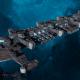 "Tau Merchant Fleet Battleship - ""Gal'Leath Bor'Kan"" - [D'Yanoi Sub-Faction]"