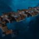 "Tau Merchant Fleet Battleship - ""Gal'Leath Vash'Ya"" - [T'au Sub-Faction]"