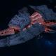 "Tyranid Battleship - ""Bio Tentacles Hiveship"" - [Behemoth Sub-Faction]"