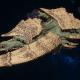 """Tyranid Battleship - """"Bio Acid Hiveship"""" - [Gorgon Sub-Faction]"""