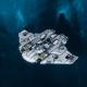 """Tau Protector Fleet Destroyer - """"Warden"""" - [Tau'n Sub-Faction]"""