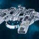 "Tau Protector Fleet Battleship - Or'Es El'Eleath ""Custodian"" - [Tau'n Sub-Faction]"