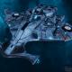 """Tau Protector Fleet Light Cruiser - Il'Porrui """"Emissary"""" Sa'Cea - [Sa'cea Sub-Faction]"""