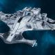 """Tau Protector Fleet Light Cruiser - Il'Porrui """"Emissary"""" Sa'Cea - [Tau'n Sub-Faction]"""
