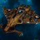 """Tau Protector Fleet Light Cruiser - Il'Porrui """"Emissary"""" Bork'an - [T'au Sub-Faction]"""