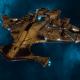 """Tau Protector Fleet Light Cruiser - Il'Porrui """"Emissary"""" Sa'Cea - [T'au Sub-Faction]"""