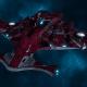 "Tau Protector Fleet Light Cruiser - Il'Porrui ""Emissary"" Bork'an - [Farsight Enclave Sub-Faction]"