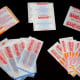 Have a variety of shapes and sizes of bandages in your first aid kit.