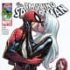 MJ looks on in horror as Spidey strays with Black Cat - J Scott Campbell