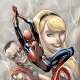 50 years of Marvel by J Scott Campbell