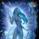 Blue Fairy by J Scott Campbell