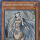 Maiden with Eyes of Blue