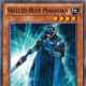 Skilled Blue Magician