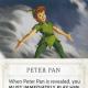 Peter Pan fate card