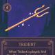 Trident item card