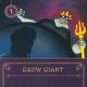 Grow Giant effect card