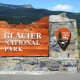 Glacier National Park - St. Mary Entrance
