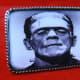 Frankenstein's Monster Belt Buckler for $24.00 by Whiskey Darling on etsy.com.