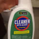 I reused the bottle of cleaner with beach as my spray bottle.  If you really wanted you could probably use cleaner with bleach in lieu of bleach and water if you don't mind using the product that way.
