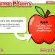 Shape Theme Poem interactive.
