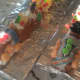 making-and-decorating-a-cake-train