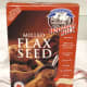 Milled flax seed.  Fresh ground flaxseed from whole is always best, but if you are lazy like me, Hodgson Mill Milled Flaxseed is good (and gluten-free, Non-GMO).