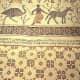 Ancient mosaics in Madaba.