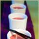 Strawberry Vanilla Bean Amuse Bouche