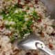 Spring Onion, When Added to Fried Rice, Sharpens the Aroma and Taste